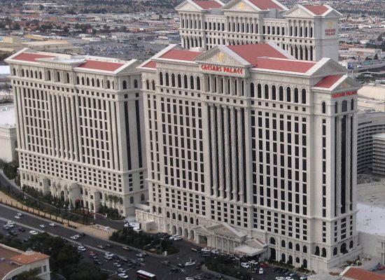 Caesaars Las Vegas Hotel Casino