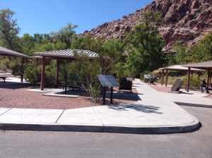 Red Spring's Picnic Area