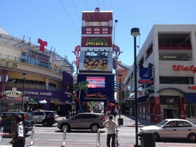 Fremont St Experience, Las Vegas