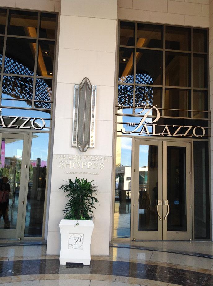 Palazzo Shops, Las Vegas