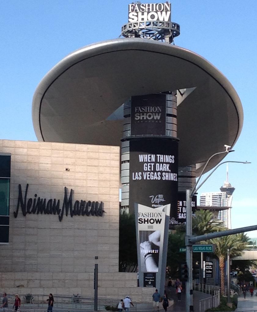 Fashion Show Mall, Las Vegas