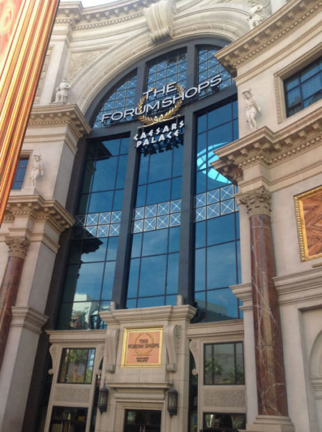The Forum Shops, Las Vegas