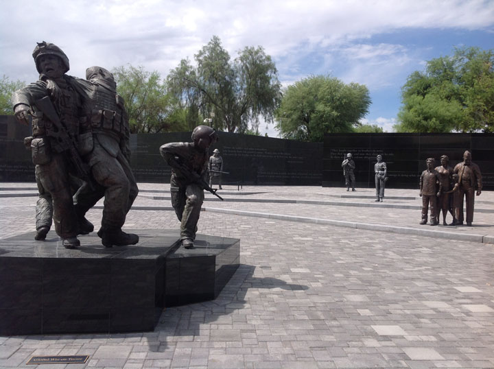 Las Vegas offers discounts to Military Veterans