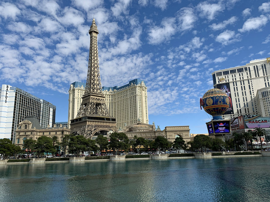 The Eiffel Tower Las Vegas