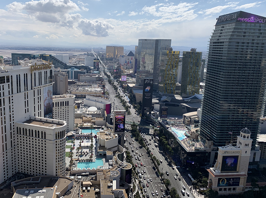 Summer in Las Vegas Best Room Rates
