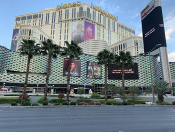 Planet Hollywood Las Vegas Best Hotel