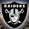 Vegas Raider football logo